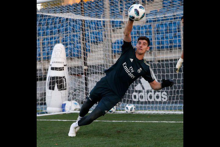 كورتوا: ريال مدريد تعلم دروس صفعة جيرونا