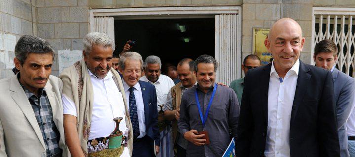 اليمن: توافق على مرحلة أولى من انسحاب المقاتلين من الحديدة
