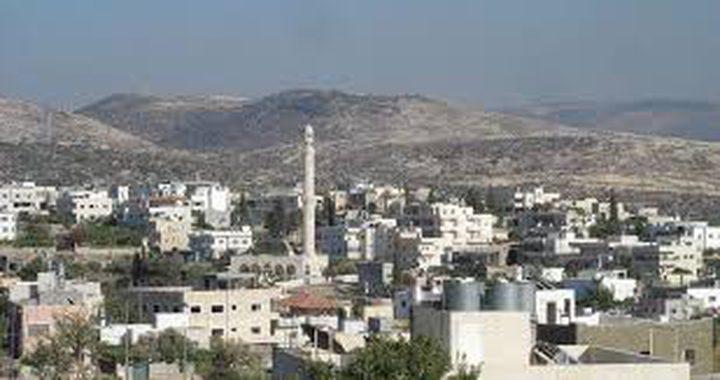 شكارنة وغنام يفتتحان مكتب تسوية أراضي ومياه بيت عور التحتا