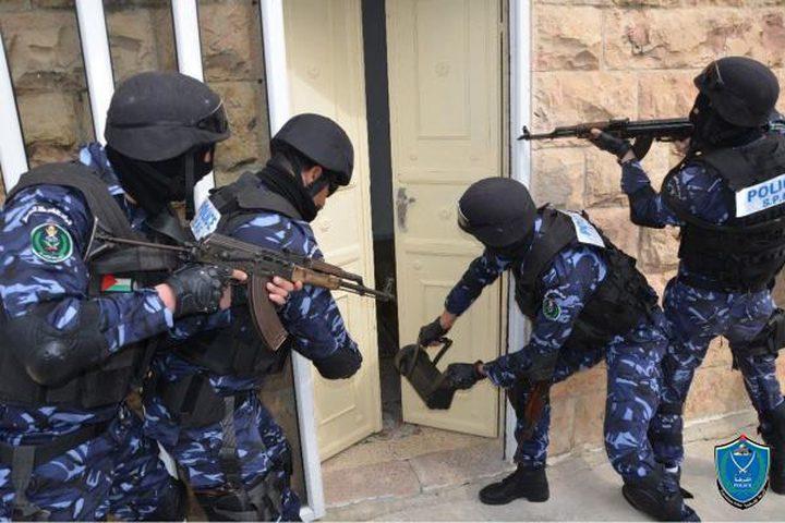 الشرطة تنجز 4080 قضية الاسبوع الماضي