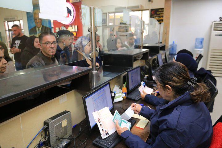 31 ألف مسافر تنقلوا عبر معبر الكرامة وتوقيف عشرات المطلوبين