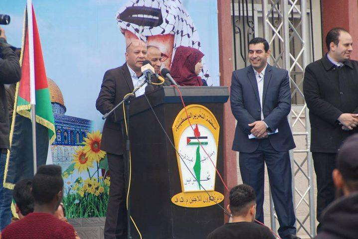 ابو هولي: الكل الفلسطيني سيقف يدا واحدة للحفاظ على الاونروا