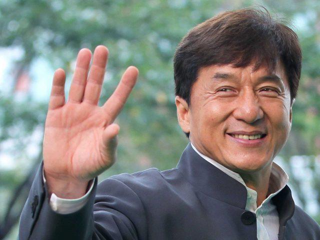 جاكى شان فى دبى لتصوير فيلمه الجديد Vanguard