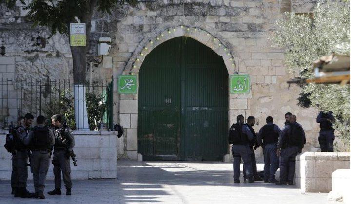 الأردن تحذر من تبعات إغلاق أبواب الأقصى