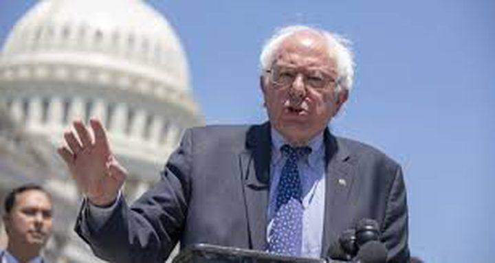 السيناتور ساندرز يعلن ترشحه للرئاسة الأمريكية
