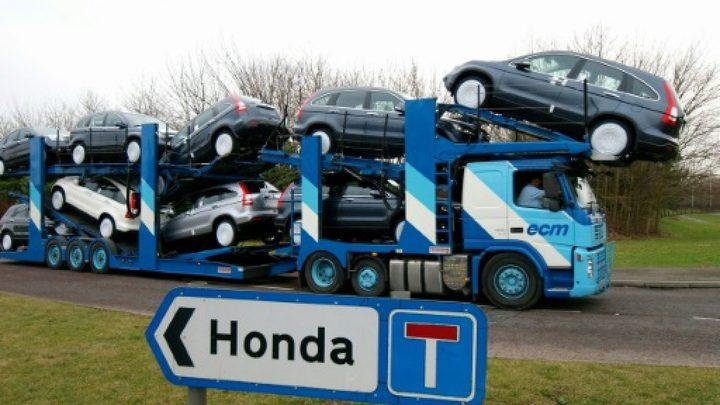 """شركة """"هوندا"""" تعلن إغلاق مصنعها في بريطانيا عام 2021"""