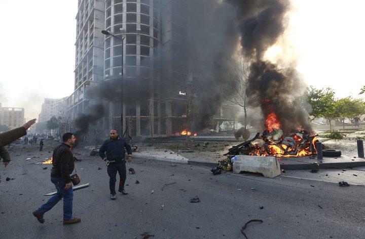 ارتفاع بعدد قتلى تفجير وسط القاهرة