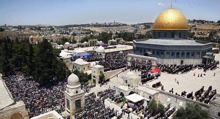 المفتي: الاعتداءات على المسجد الأقصى شبه يومية