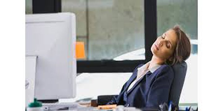 خمسة مخاطر لقلة النوم
