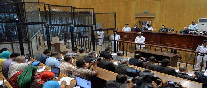 مصر تعدم 9 متهمين باغتيال النائب العام