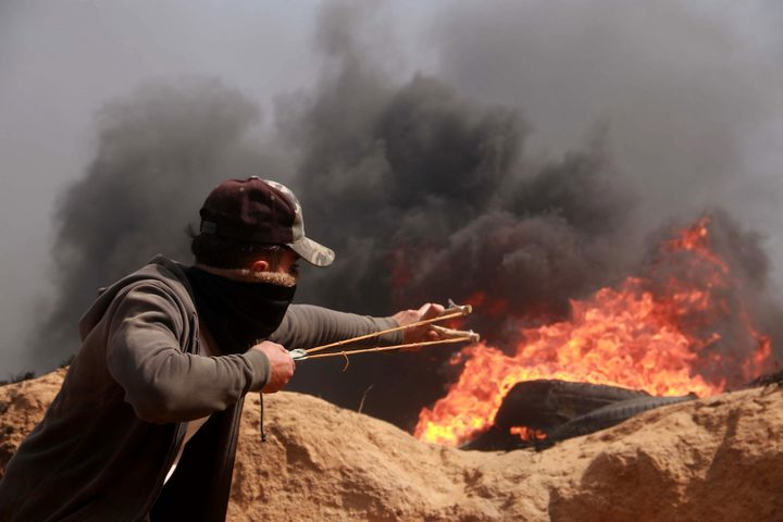 مزهر: أدوات مسيرات العودة ستتصاعد والأمر غير مرتبط بالتفاهمات القطرية