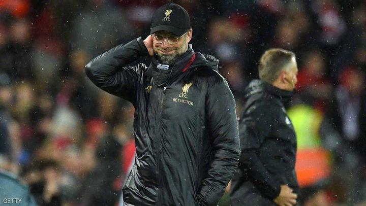 مدرب ليفربول باقتضاب: لم يكن هذا ما حلمنا به