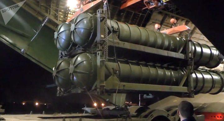 """مجلة عبرية: صاروخ إسرائيلي موجه جديد يمكنه تدمير """"إس 300"""""""