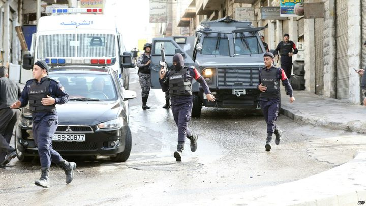 مصرع ضابط أردني وإصابة آخرين بانفجار لغم
