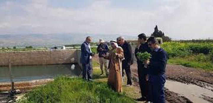 قطامي: الأيام المقبلة ستشهد مشاريع تنموية في منطقة الأغوار
