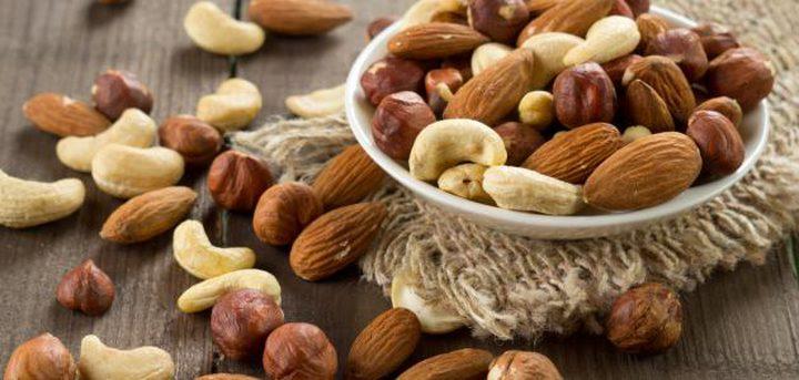 دراسة: تناول المكسرات يجعلك أقل عرضة للإصابة بمشاكل القلب