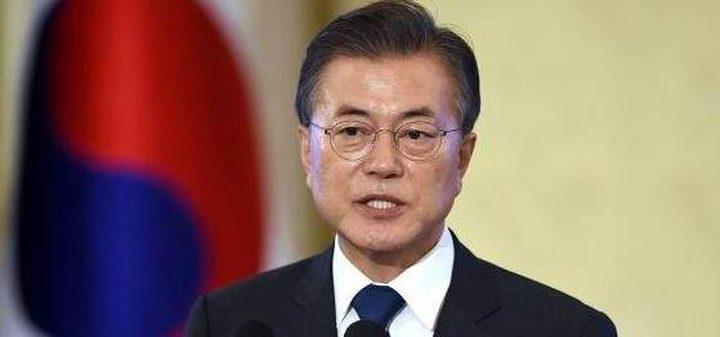رئيس كوريا الجنوبية: مستعدون لاستئناف التعاون مع جارتنا الشمالية