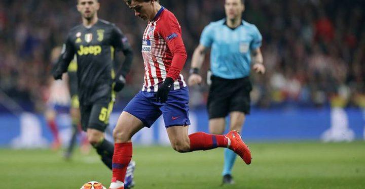 أتلتيكو مدريد يصعق يوفنتوس بثنائية دفاعية