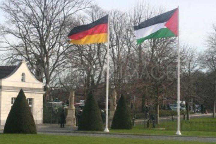 جلسة مشاورات سياسية بين فلسطين وألمانيا