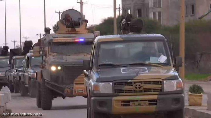 حقل الفيل النفطي في قبضة الجيش الليبي