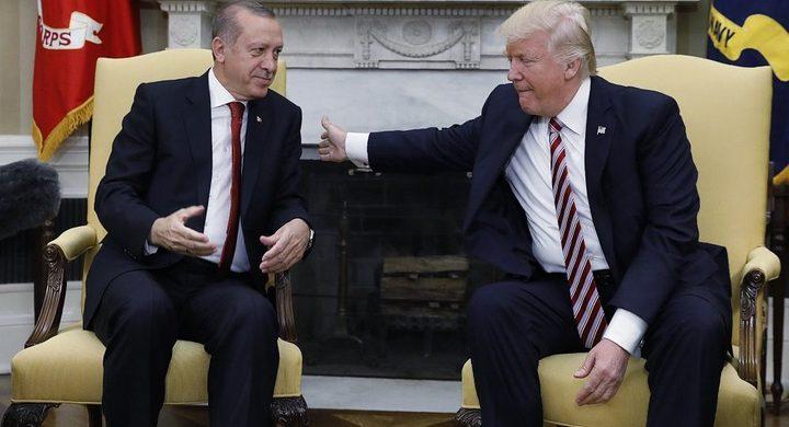 3 اتفاقات جديدة بين ترامب وأردوغان