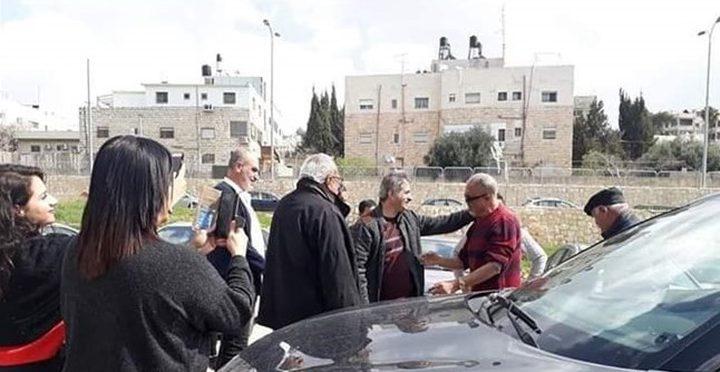 الاحتلال يفرج عن الأسير المقدسي أبو خضير
