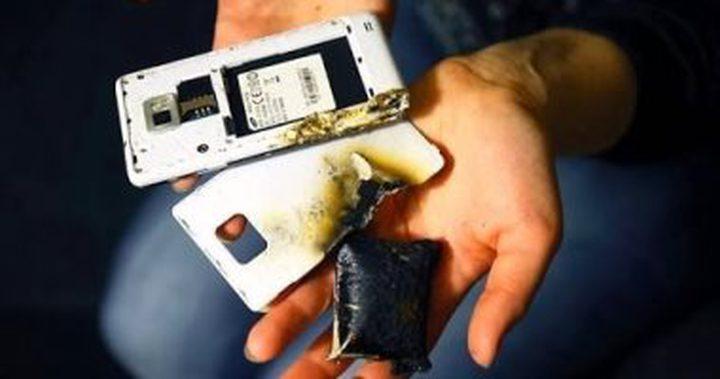 5 أسباب تؤدى لانفجار بطارية الموبايل احذرها