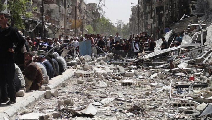 الطيراوي: وضع مخيم اليرموك مأساوي وكارثي