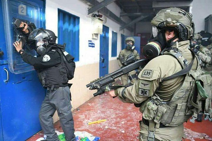 الاحتلال يشن حربا مفتوحة ضد الأسرى