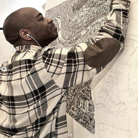 إبداع مريض توحد.. ستيفن ويلتشير يرسم مدنا كاملة من الذاكرة فقط..