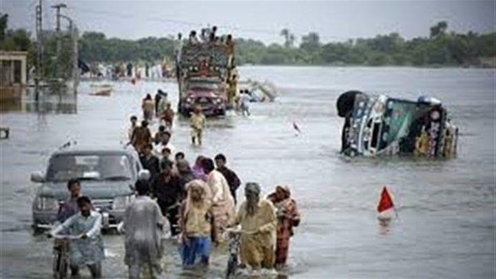 مصرع 26 شخصا نتيجة الأمطار الغزيرة في باكستان