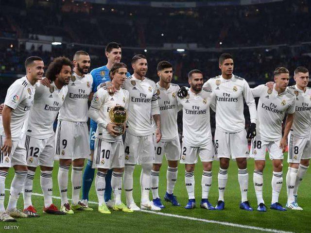 """بيريز يحسم مصير """"أفضل لاعب بالعالم"""" مع ريال مدريد"""