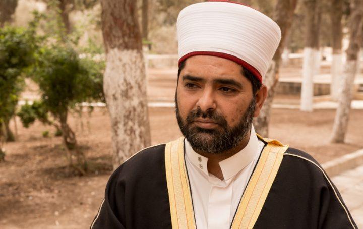 الشيخ الكسواني ينفي ما نشر حول إعادة إغلاق مصلى باب الرحمة