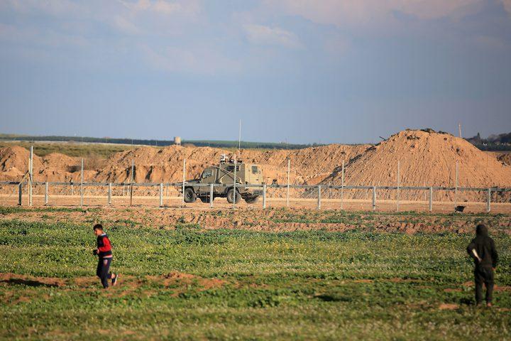 """الجمعة الـ48 من مسيرات العودة وكسر الحصار شرق قطاع غزة بعنوان: """"الوفاء لشهداء مجزرة الحرم الإبراهيمي"""""""