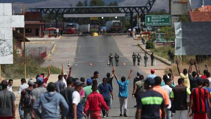 قتيلان في إطلاق نار على الحدود الفنزويلية البرازيلية