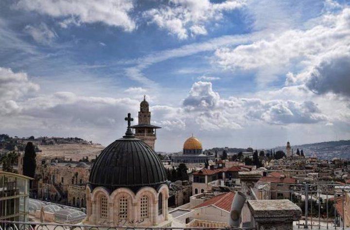 الحكومة تتوجه بتحية فخر واعتزاز الى أبناء شعبنا في العاصمة القدس