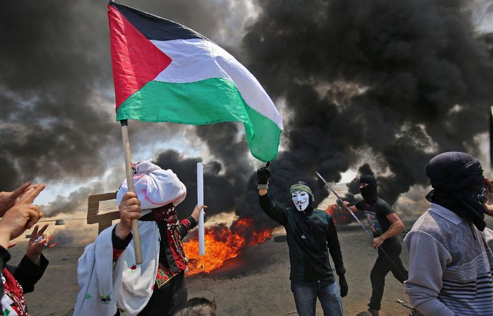 """غزة تستعد """"لمسيرات العودة وكسر الحصار خيارنا"""""""