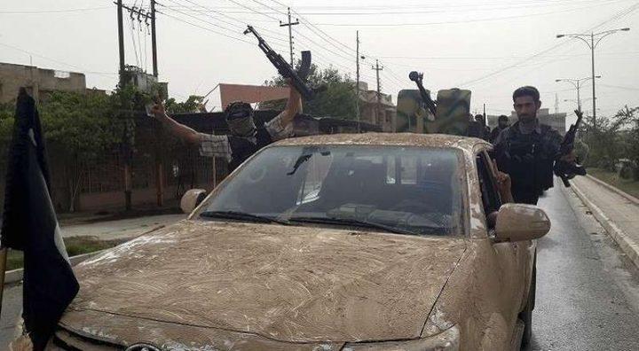 """قبيلة أردنية تطلق النار على """"قافلة ترفع رايات داعش"""" جنوب عمان"""