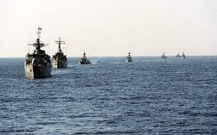 إيران تتدرب على إطلاق صواريخ بحرية قرب هرمز