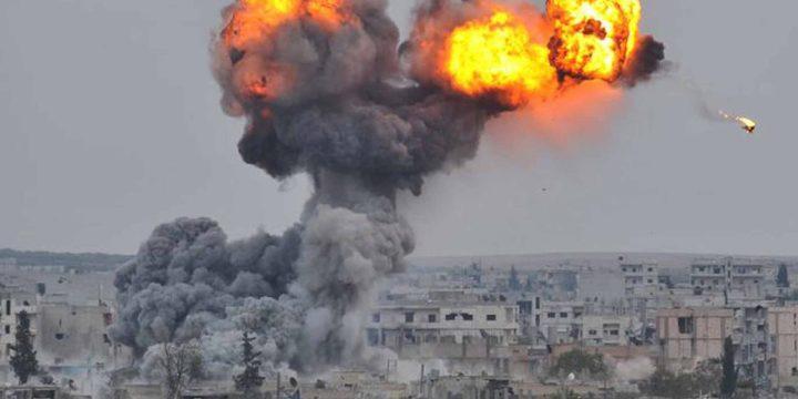 إيران تعلن مفاجأة بشأن القصف الإسرائيلي في سوريا
