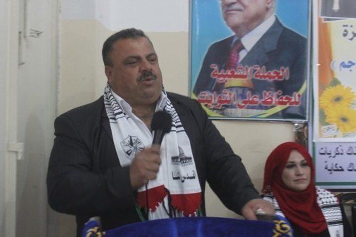 عناصر حماس تقتحم منزل محافظ شمال غزة