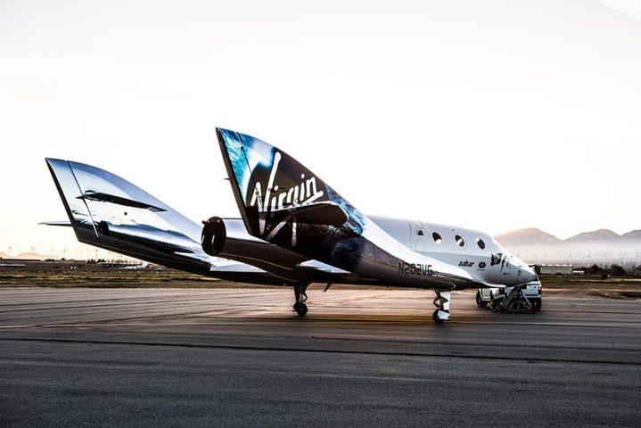شركة فيرجن غالاكتيك تطلق أولى رحلاتها السياحية إلى الفضاء