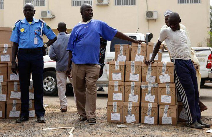 انطلاق الانتخابات الرئاسية والتشريعية في نيجيريا