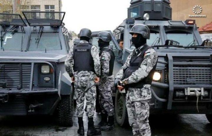 وفاة رجل أمن أردني متأثراً بإصابته في انفجار السلط