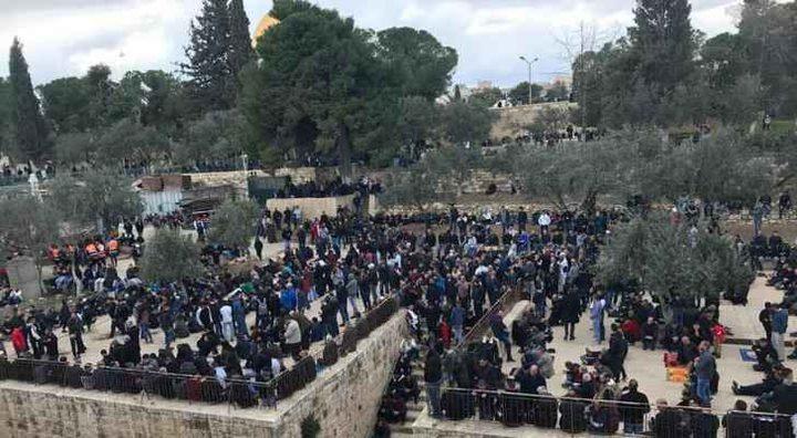 هبه باب الرحمة وفتح المصلى يثيران غضب المتطرفين اليهود