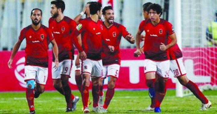 الأهلي يطارد الزمالك على قمة الدوري المصري