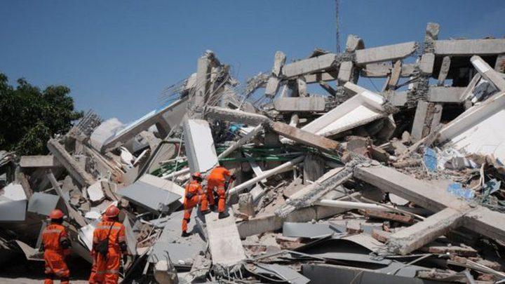 زلزال بقوة 5.3 درجات يضرب أندونيسيا