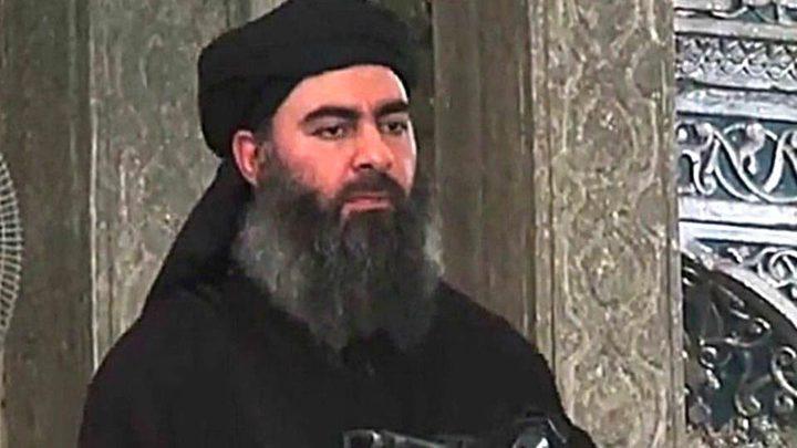 """صحيفة..البغدادي في صحراء الأنبار لإعادة ترتيب صفوف """"داعش"""""""