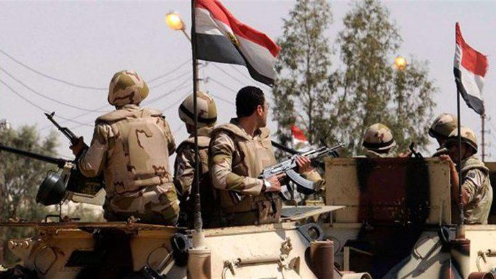 كمين يستهدف الجيش المصري في سيناء