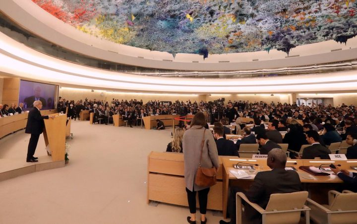 غوتيريش يحذر من انتهاك حقوق الانسان في العالم